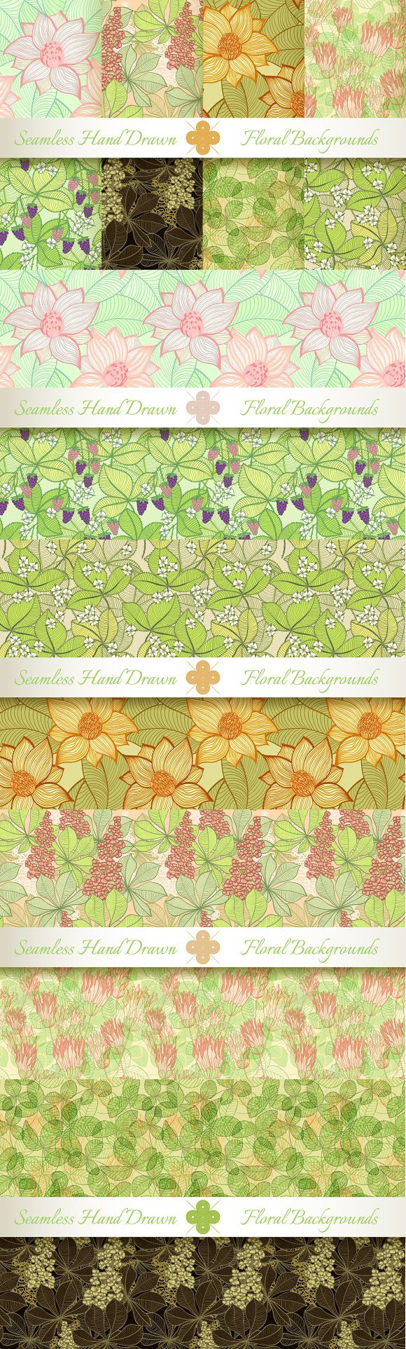 Spring Blossoms!. Patterns. $5.00