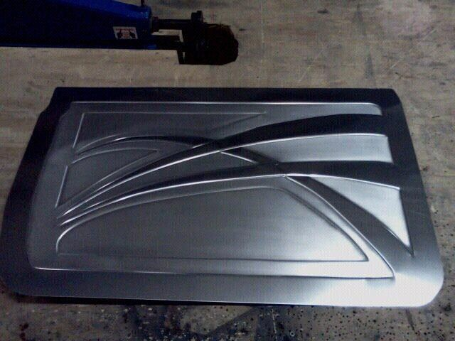 Ryans Sheetmetal Designs Chris Quot Krisko Quot Knotts 720 Sema