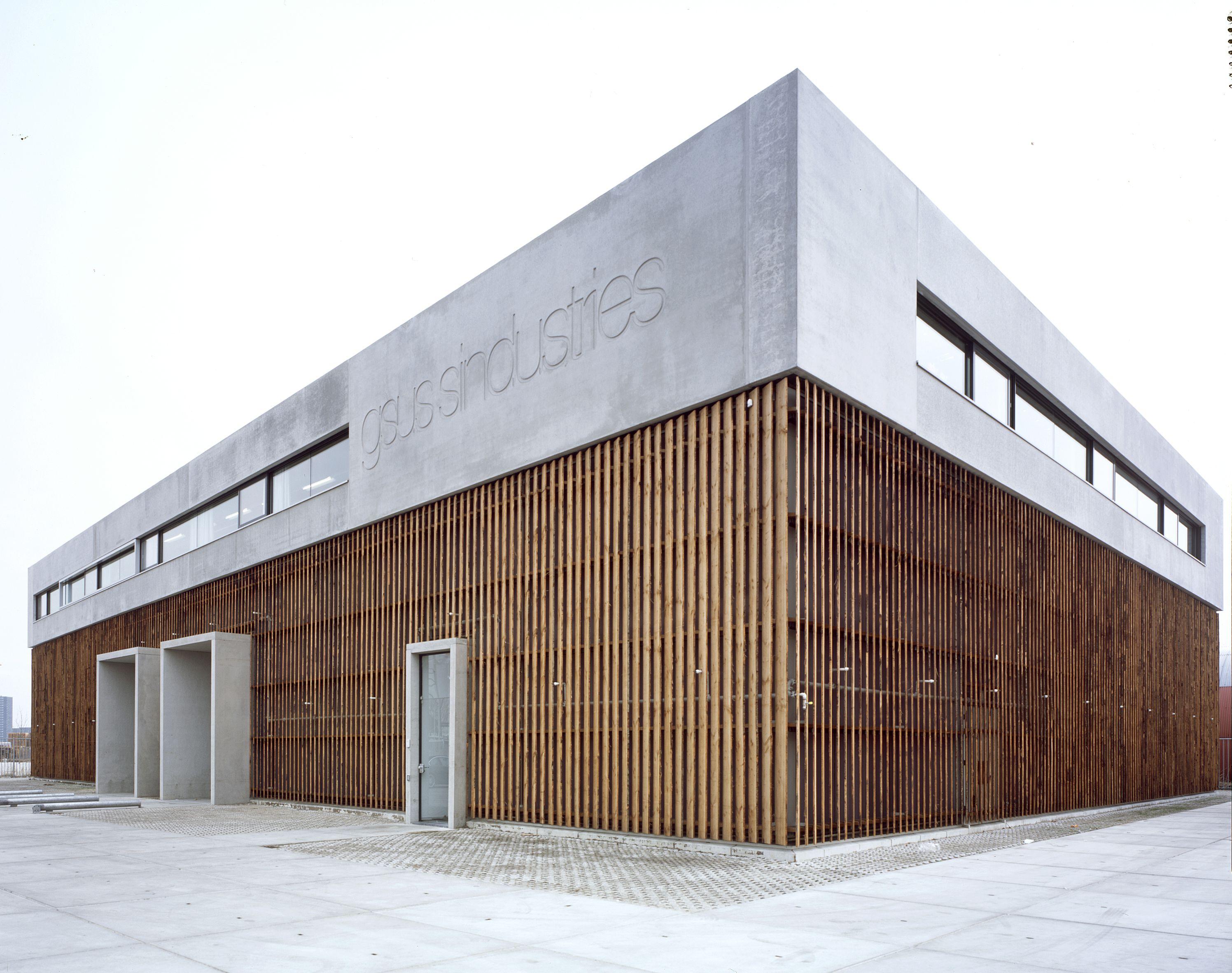 Gsus Sindustries Headquarters Evelo Architecten Studio Anja Evelo