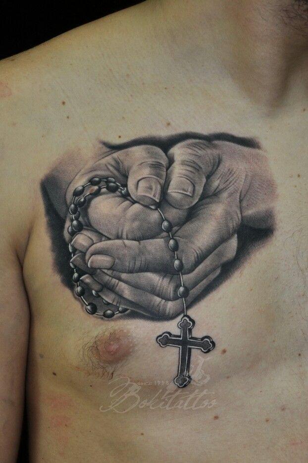 praying hands tattoo. Black Bedroom Furniture Sets. Home Design Ideas