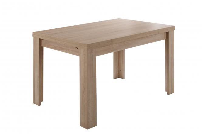 Tischgruppe Mit Bank Esstisch Rund Eiche Geolt Runder Tisch