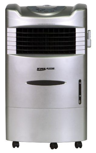 Kuulaire Packa50 Portable Evaporative Cooling Unit With 350 Square