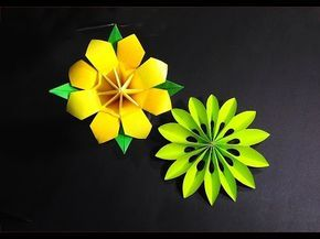 Photo of DIY flower – Very easy paper flower for Easter decorations.