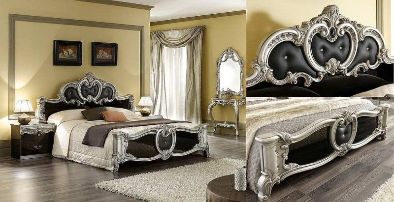 Chambre Style Baroque Ultra Chic En 37 Idees Inspirantes With