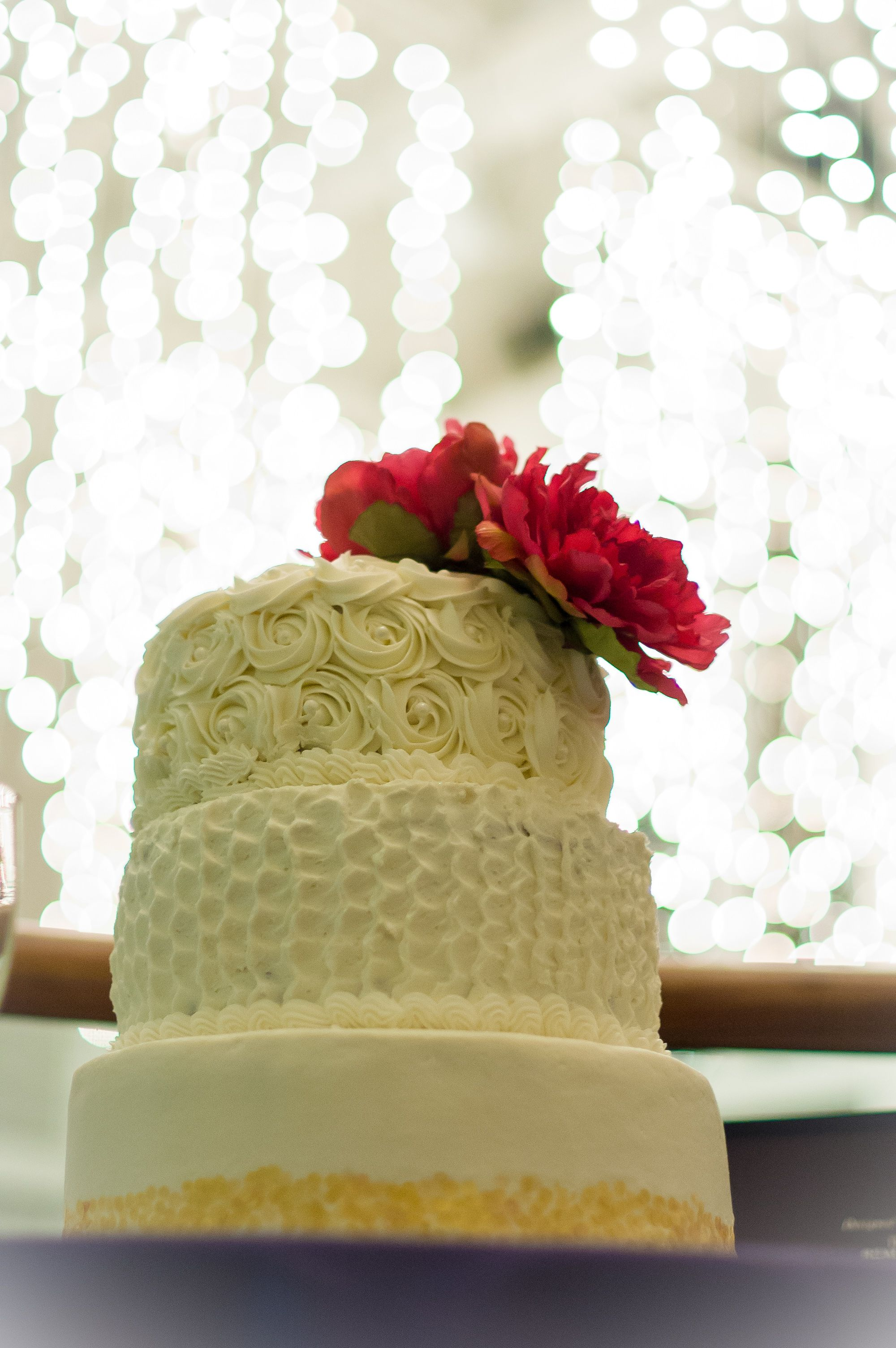 Arts council winter wedding cake wedding catering nc