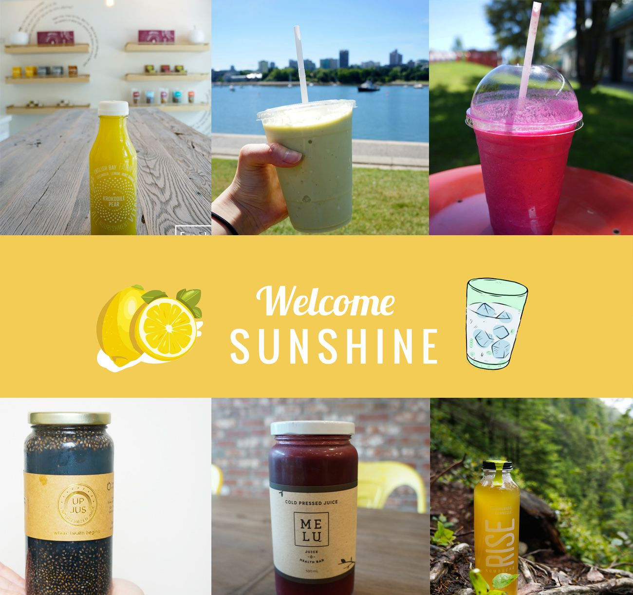 Freshest drinks in BC to keep YOU chill this summer! Check out www.freshinfused.com