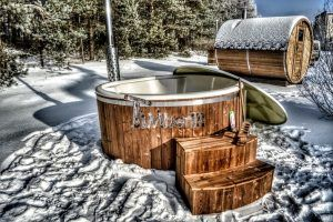 Vasca Da Esterno Riscaldata : Vasca idromassaggio da esterno riscaldata piscine