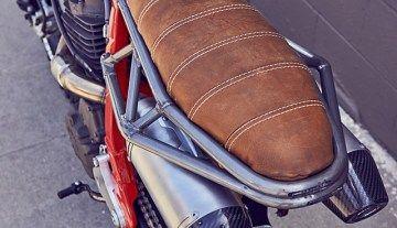 'Death Crusher' Honda NX650 - Hutchbilt
