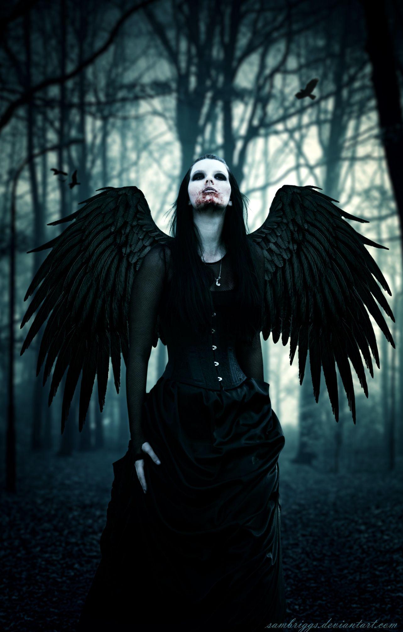 Angel Of Darkness Porn dark angel vinobiasambriggs.deviantart on