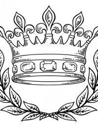 kleurplaten koningsdag topkleurplaat nl in 2020 kroon