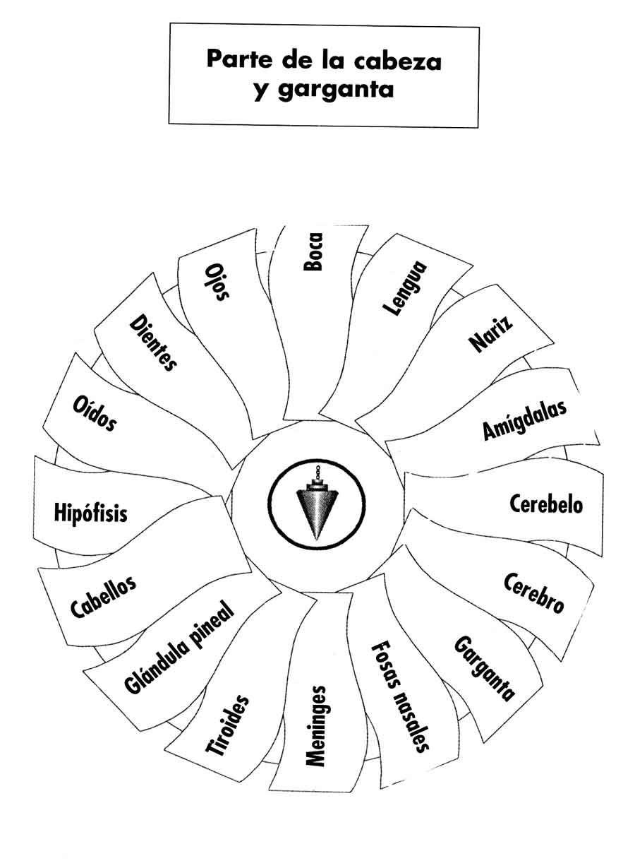 Resultado de imagen para plantilla de radiestesia | Pendulo ...