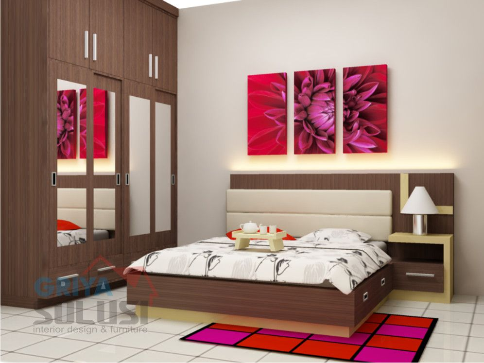 desain kamar tidur by griya solusi