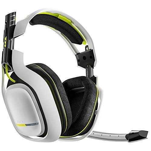 Astro Gaming A50 Gaming Headset Xbox One Pc Mac White Quality Wireless Headset Gaming Headset