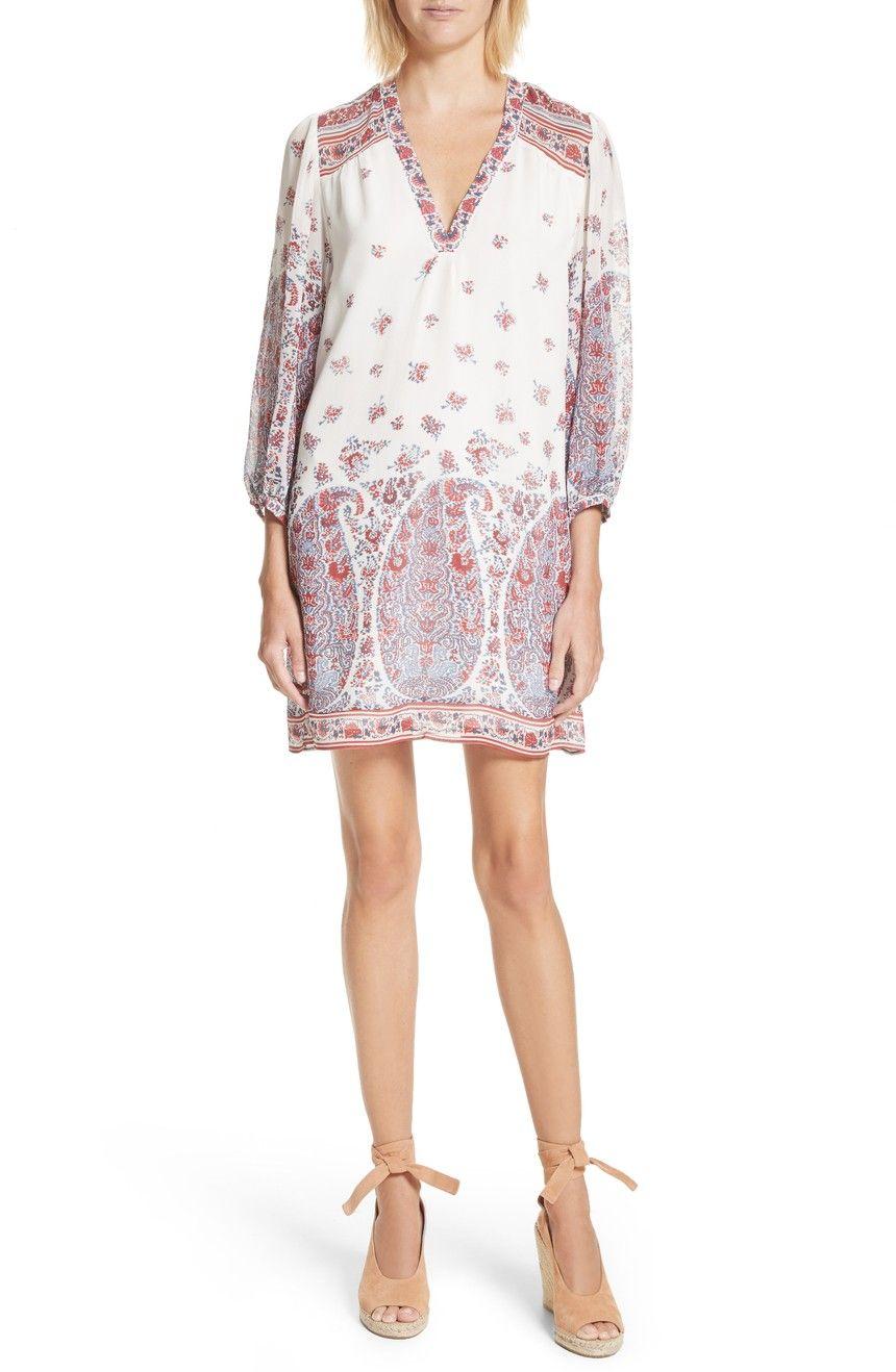 Main Image Joie Ofelie Silk Shirtdress