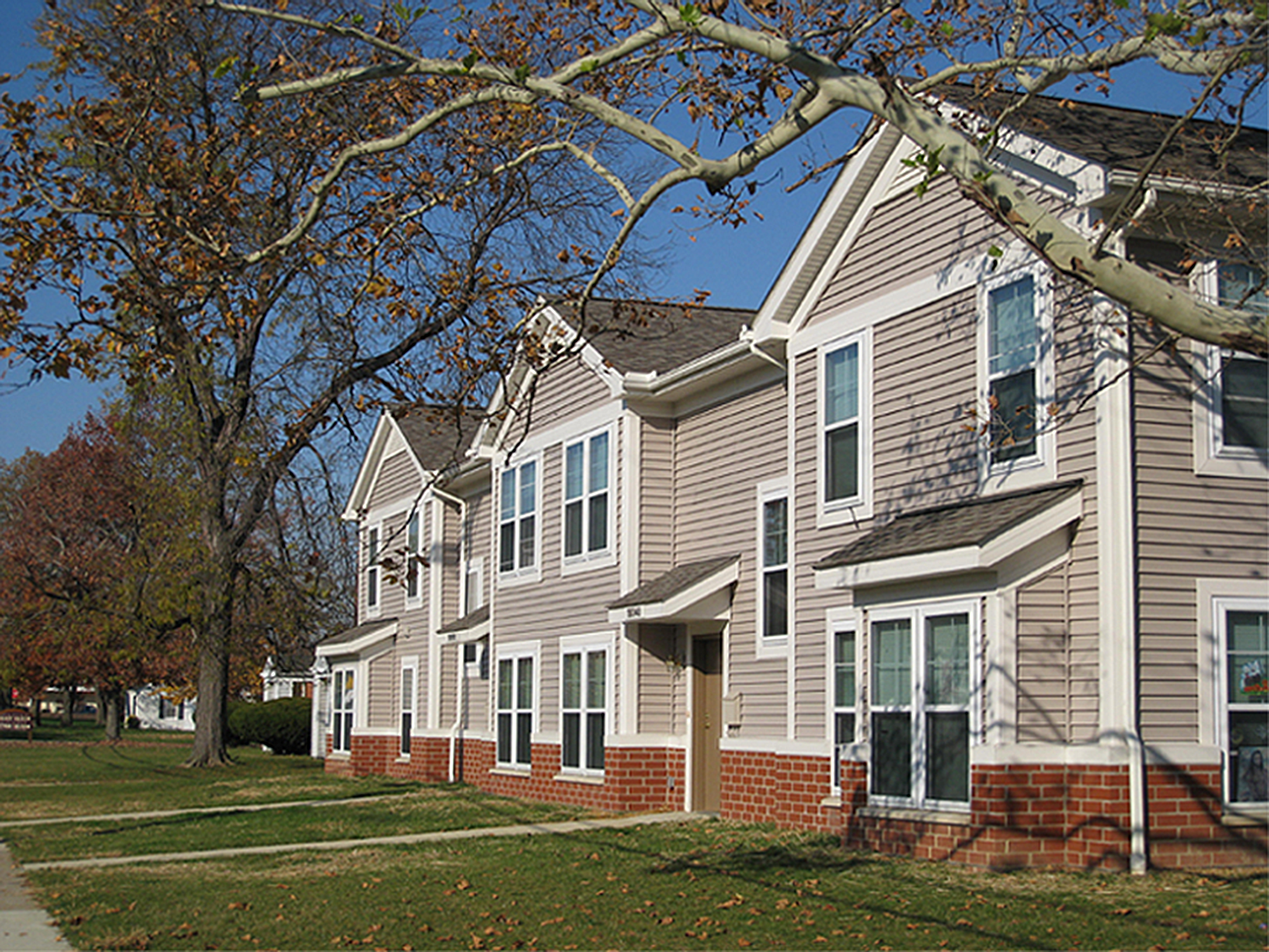Riverside Park Estates Townhomes House Styles