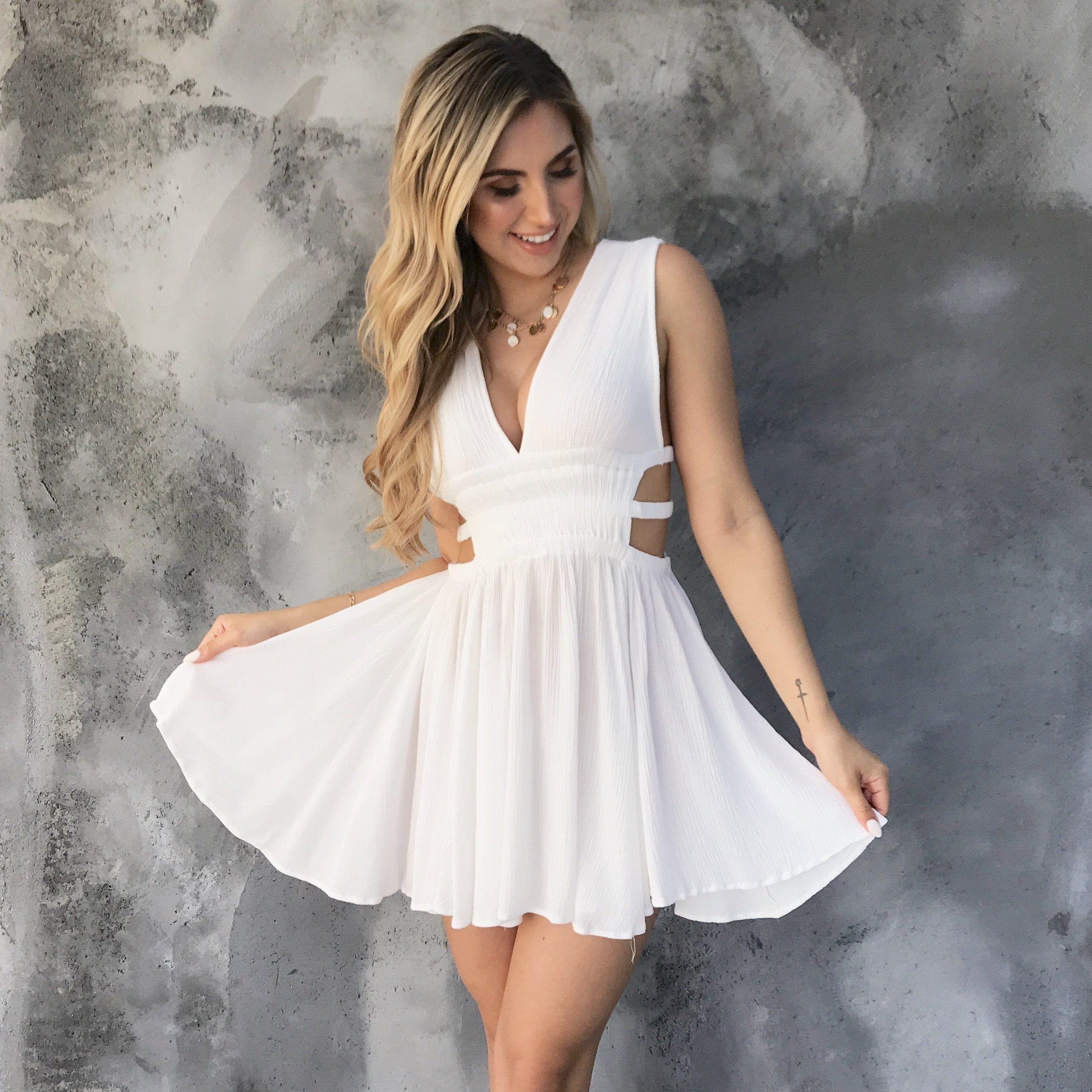 Lovers Quarrel White Skater Dress In 2021 White Homecoming Dresses Short White Prom Dress Short White Skater Dresses [ 2433 x 2433 Pixel ]