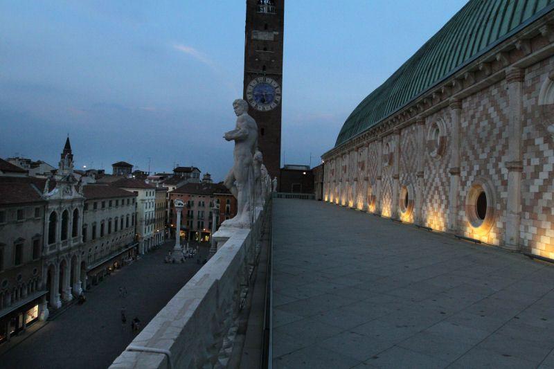 Dalla terrazza | Basilica Palladiana | Pinterest