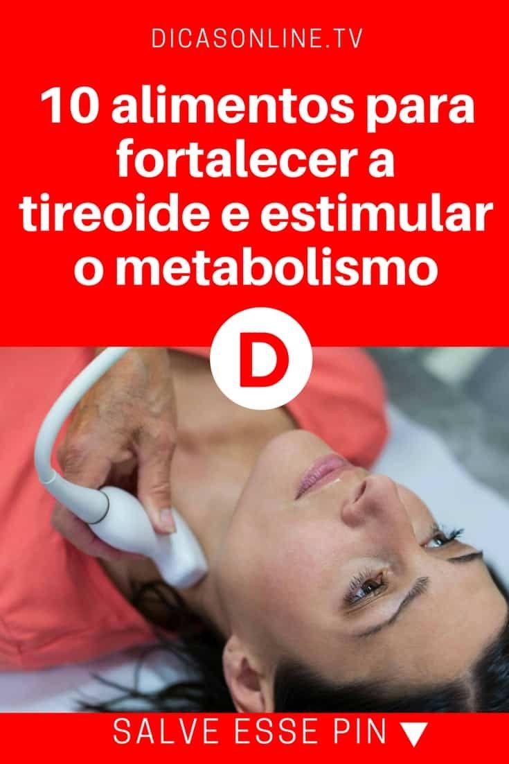 Alimentos Tireoide 10 Alimentos Para Fortalecer A Tireoide E