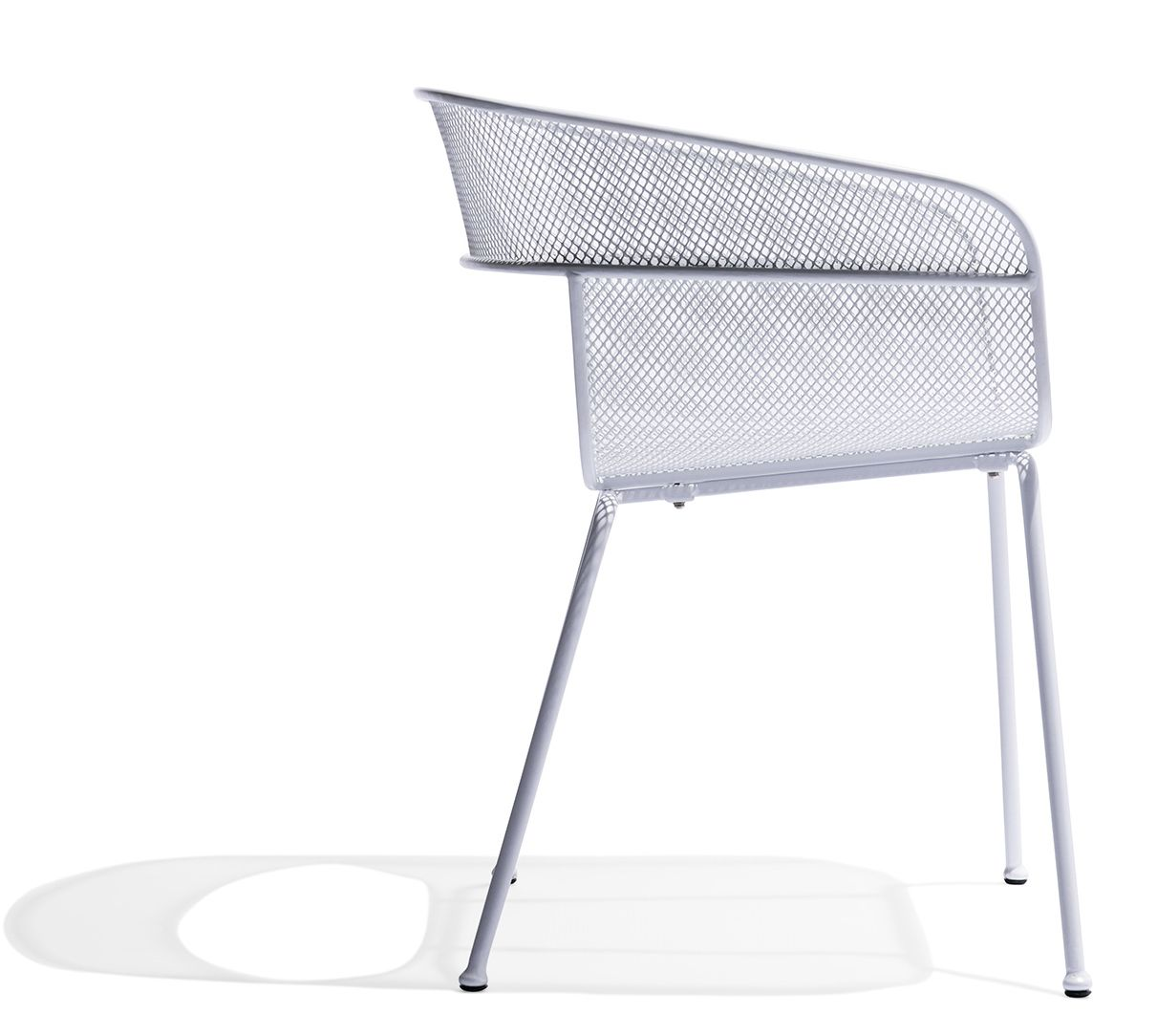 Scoop Chair Chair Outdoor Furniture Chairs Metal Chairs