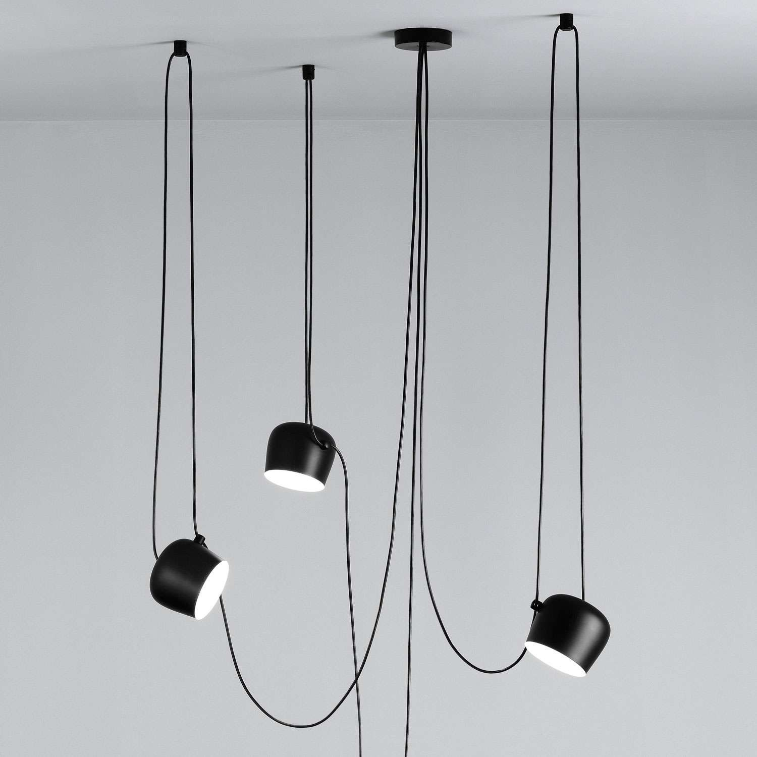 Aim Small Multipoint Pendant Light