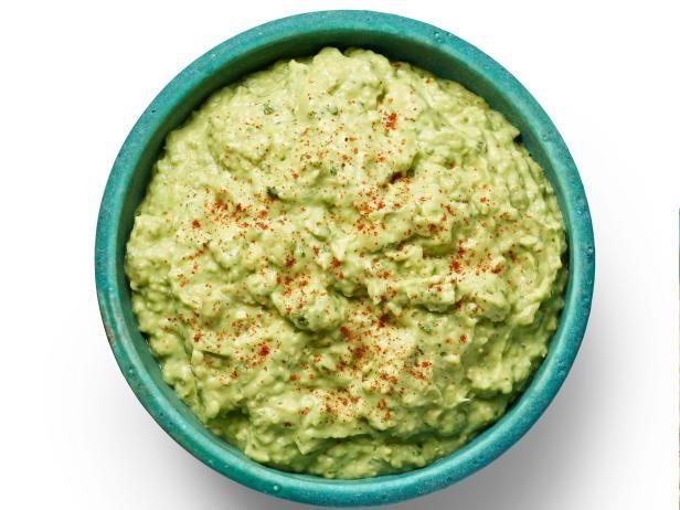 Get creamy guacamole recipe from food network food network recipes creamy guacamole forumfinder Gallery