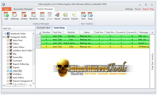 Following Like 3 0 5 Cracked Free Download FollowingLike Bot | Free