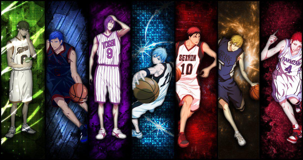 4k Kuroko No Basuke Wallpaper Miracles Kuroko No Basket Kuroko No Basket