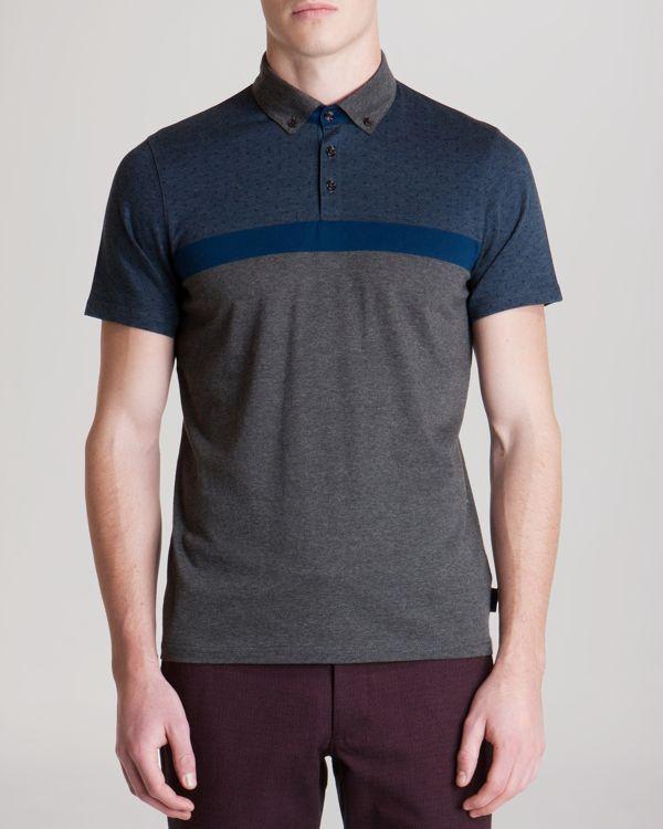 1e252b32 Ted Baker Mesleep Polo - Regular Fit   TED BAKER POLO   Polo shirt ...
