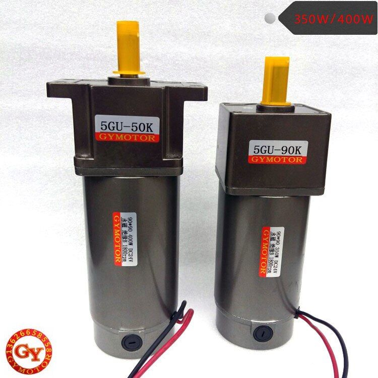 Wholesale Dc12 V 24v 48v 110 V220v 400w Miniature Permanent Magnet Dc Motor Zyt Carbon Brush Motor Home Appliances Smart Appliances Smart Home Appliances