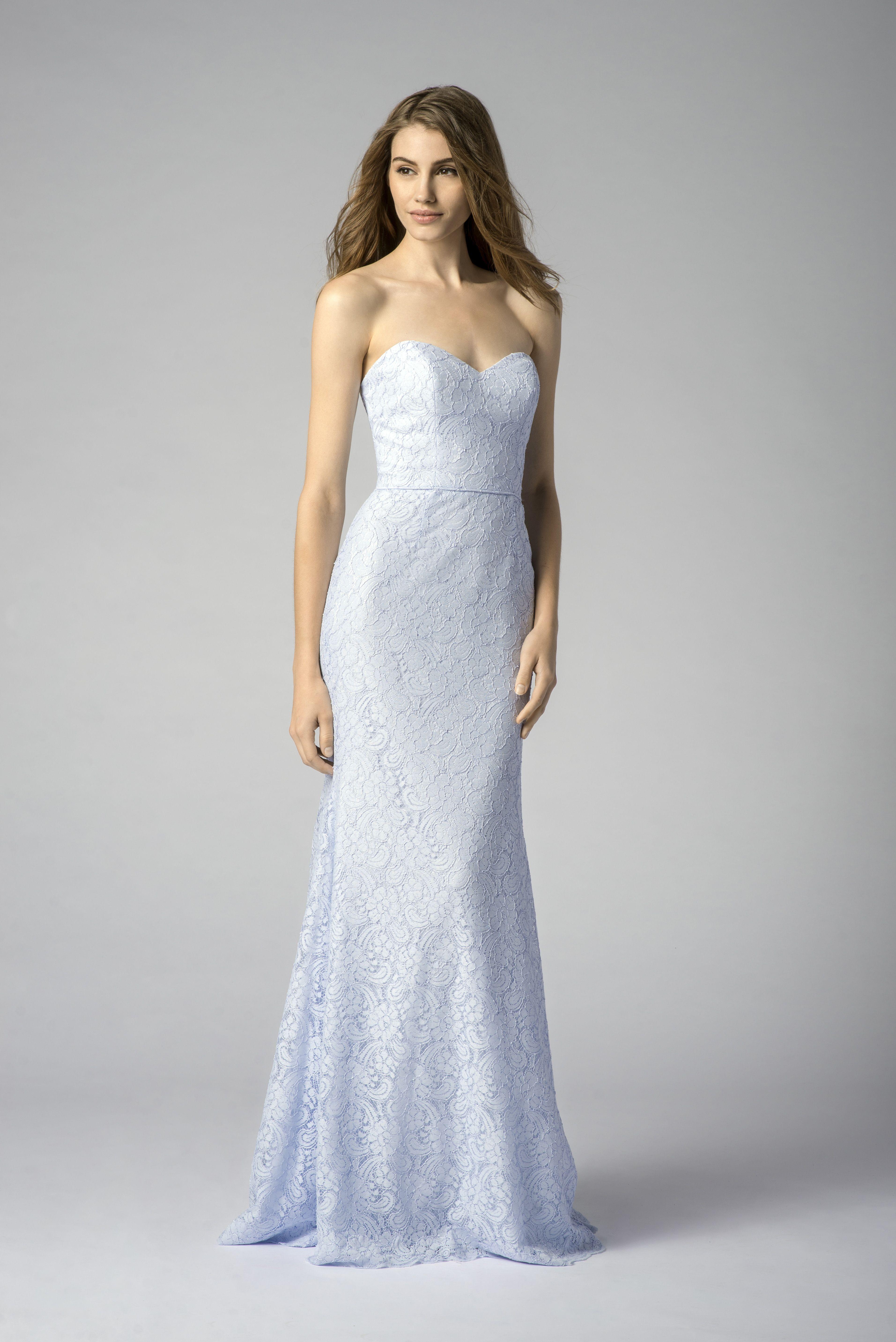 5f0fb2e6087 Watters Bridesmaid  7251 in Blue Harbor Blue Harbor