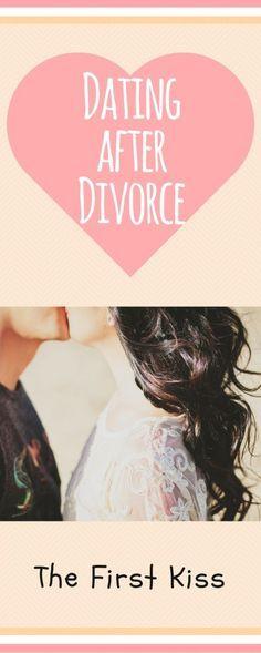 First kiss after divorce