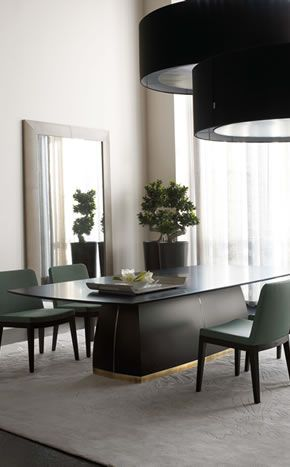 KK Zen Dining Table And Liu Chairs