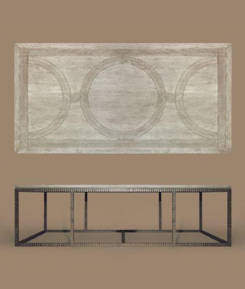 Tavolino Coffee Table.Formations Tavolino Wood Iron Coffee Table Coffee Tables