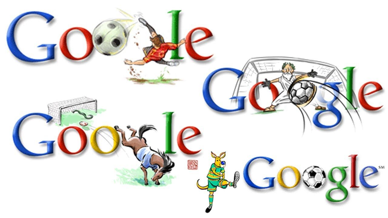 All Soccer Football Google Doodles Also London 2012 Google Doodles Doodles Learning Tools