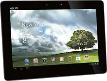 """Access online media on the go with the Asus Transformer Pad Infinity for $499.99. It features built-in wireless networking for quick and easy Internet connections. The Asus Transformer Pad Infinity tablet has a 10.1"""" IPS display with Gorilla glass that resists scratches for durable performance."""