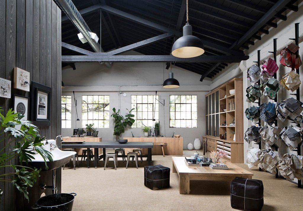 Workspace Interior Design Office Com Imagens Shopping