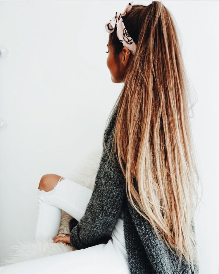 Pin Von Keeli Auf Hair Mode Frisuren Langhaarfrisuren Frisuren Lange Haare Anleitung