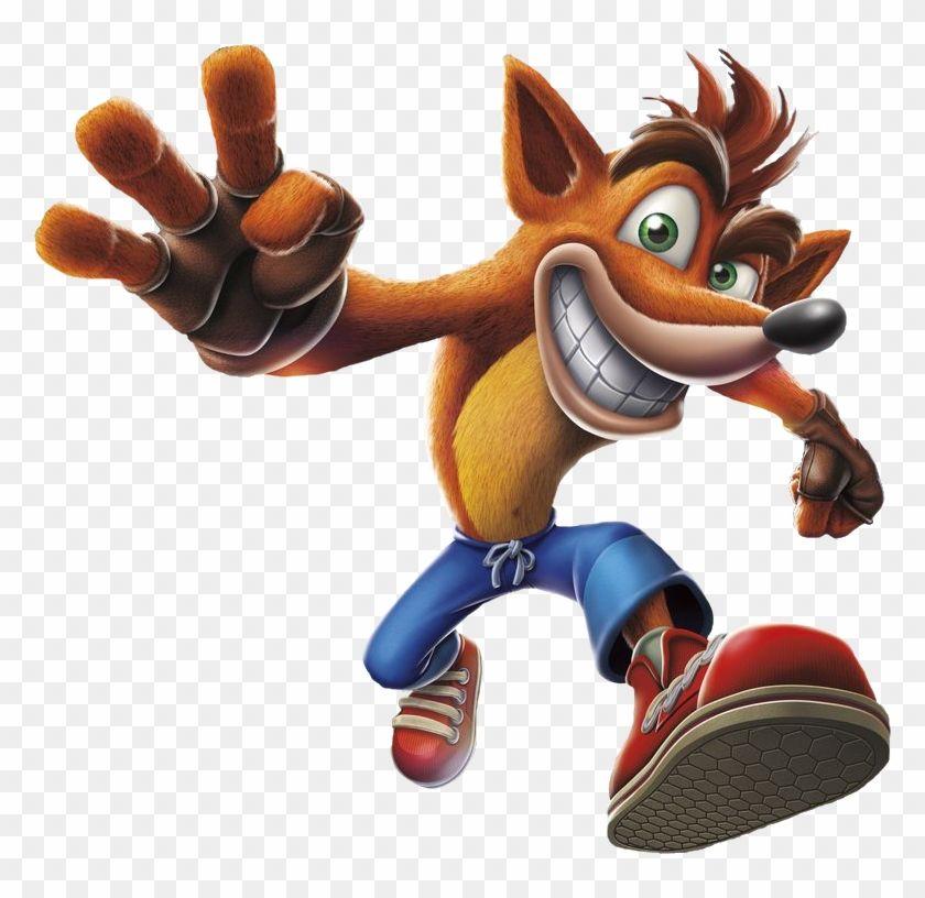 Find Hd Crash Bandicoot Png Crash Bandicoot N Sane Trilogy Transparent Png Download To Search And Download More Free Transp Crash Bandicoot Bandicoot Crash