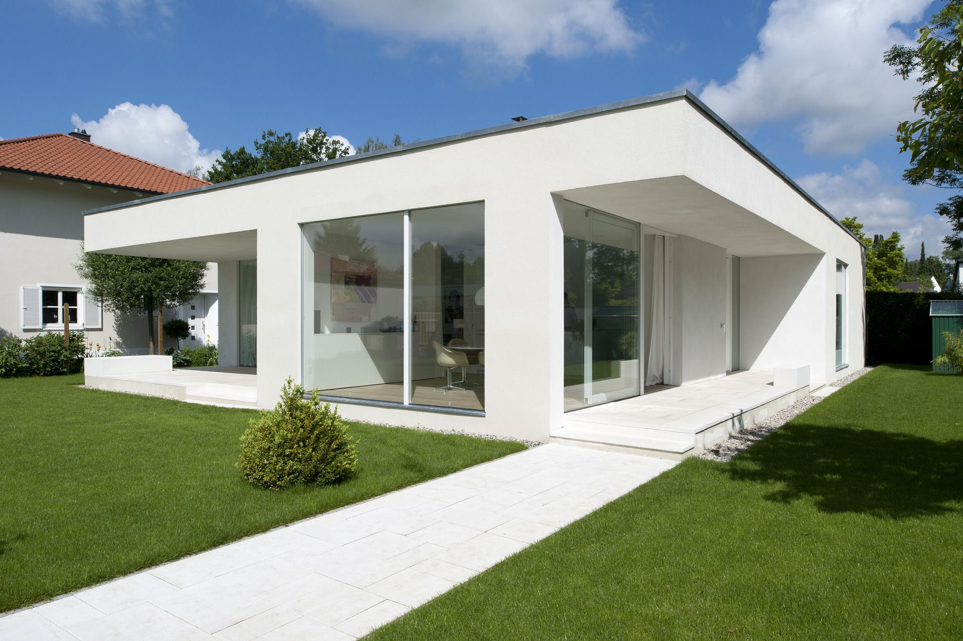 Aussenansicht   Weinkeller   Pinterest   Bungalow and Architecture