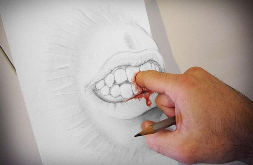 Fotos De Increibles Dibujos En 3d Que Parece Que Tienen Vida Propia Mejor Dibujo Dibujos Increibles Dibujos 3d