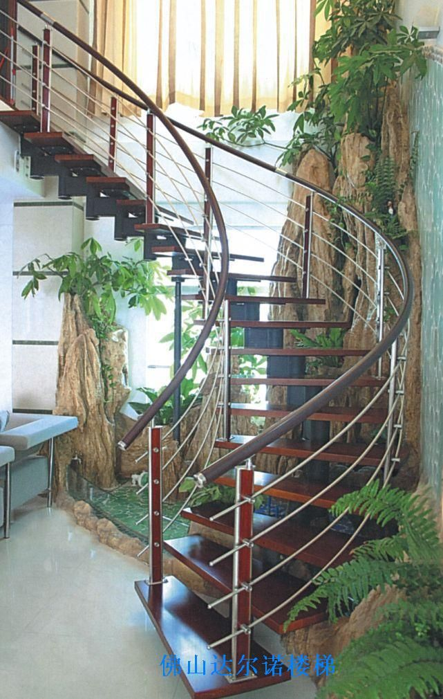 Best Horizontal Railing Helix Stairs Stainless Rod Let S 400 x 300