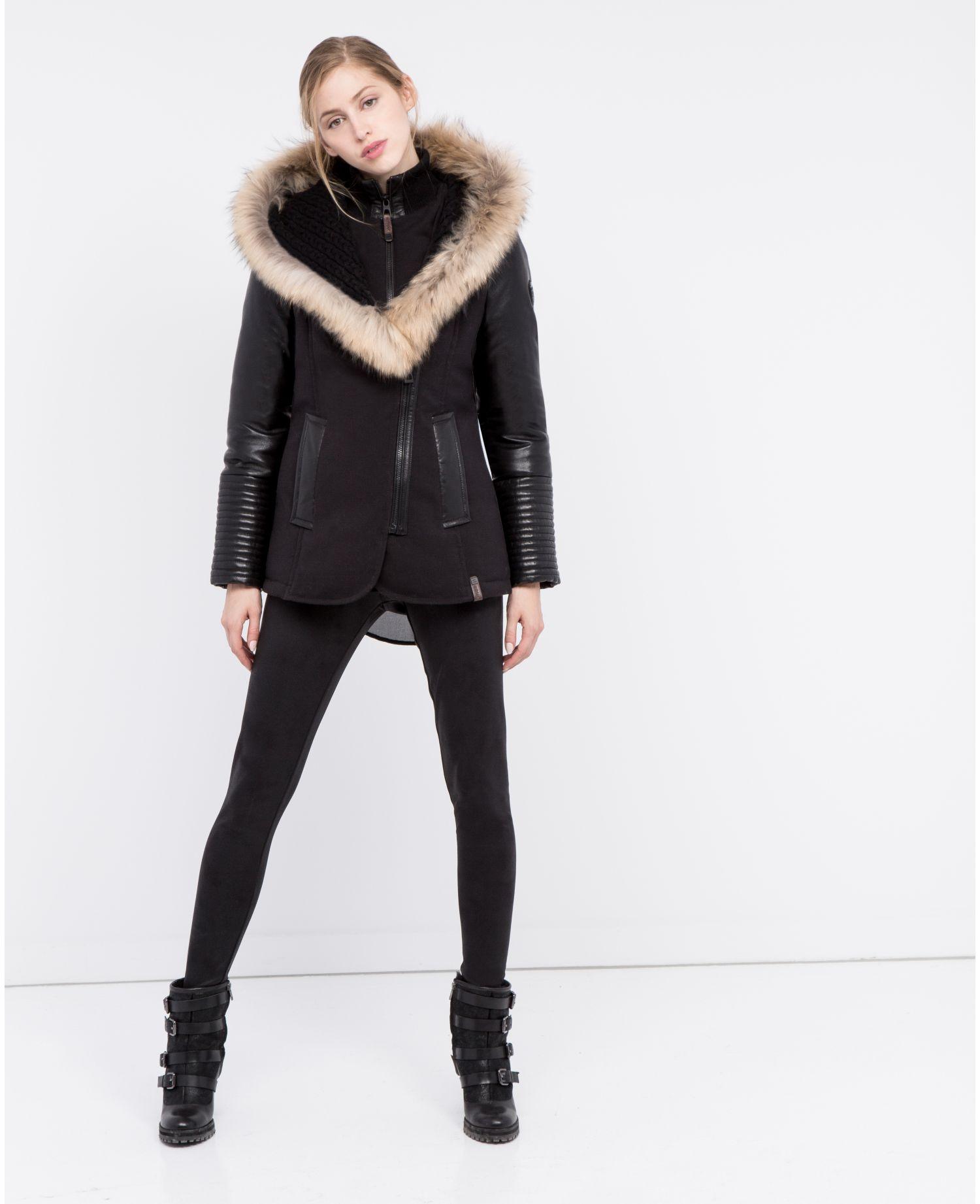 Manteau femme style rudsak