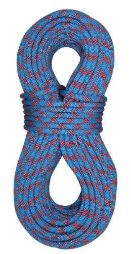 Sterling Rope Evolution Velocity Rope (Blue, 9.8 x 60M) Sterling Rope,http://www.amazon.com/dp/B003L6HU3A/ref=cm_sw_r_pi_dp_4c-ytb021Y9VYS6D