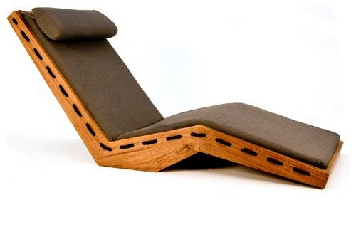Outdoor Chaise Lounges Viesso, Contemporary Outdoor Chaise Lounge Chairs