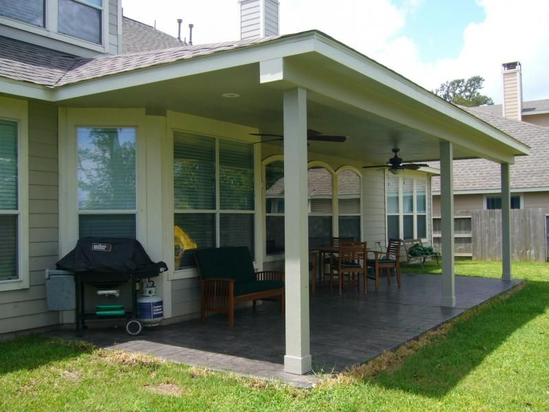 Beautiful Attached Covered Patio   Google Search