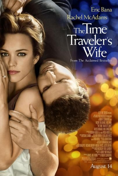 The Time Traveller's Wife - Good book and movie!