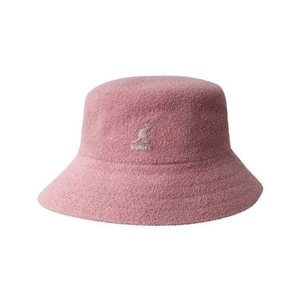 28049b75985 Kangol Bermuda Bucket ( 60) ❤ liked on Polyvore featuring accessories