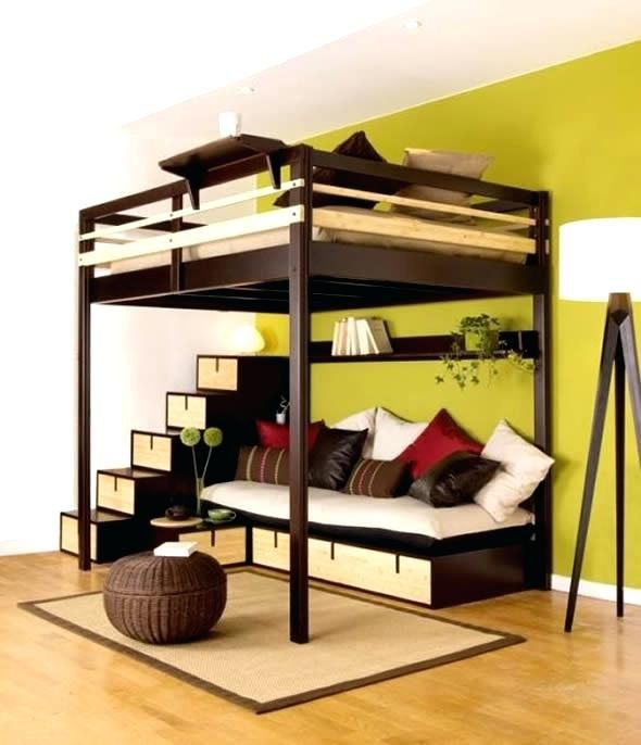 Double Loft Beds For Kids Bunk Beds Vs Loft Beds Both Great For Small Spaces Houses For Rent Near Me By Owner Craigslist Bedroom Furniture Design Cool Loft Beds Loft Bed