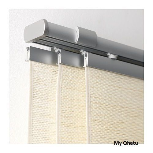 Ikea Kvartal Curtain Rail Triple 55 Ceiling Fixture 800 793 63