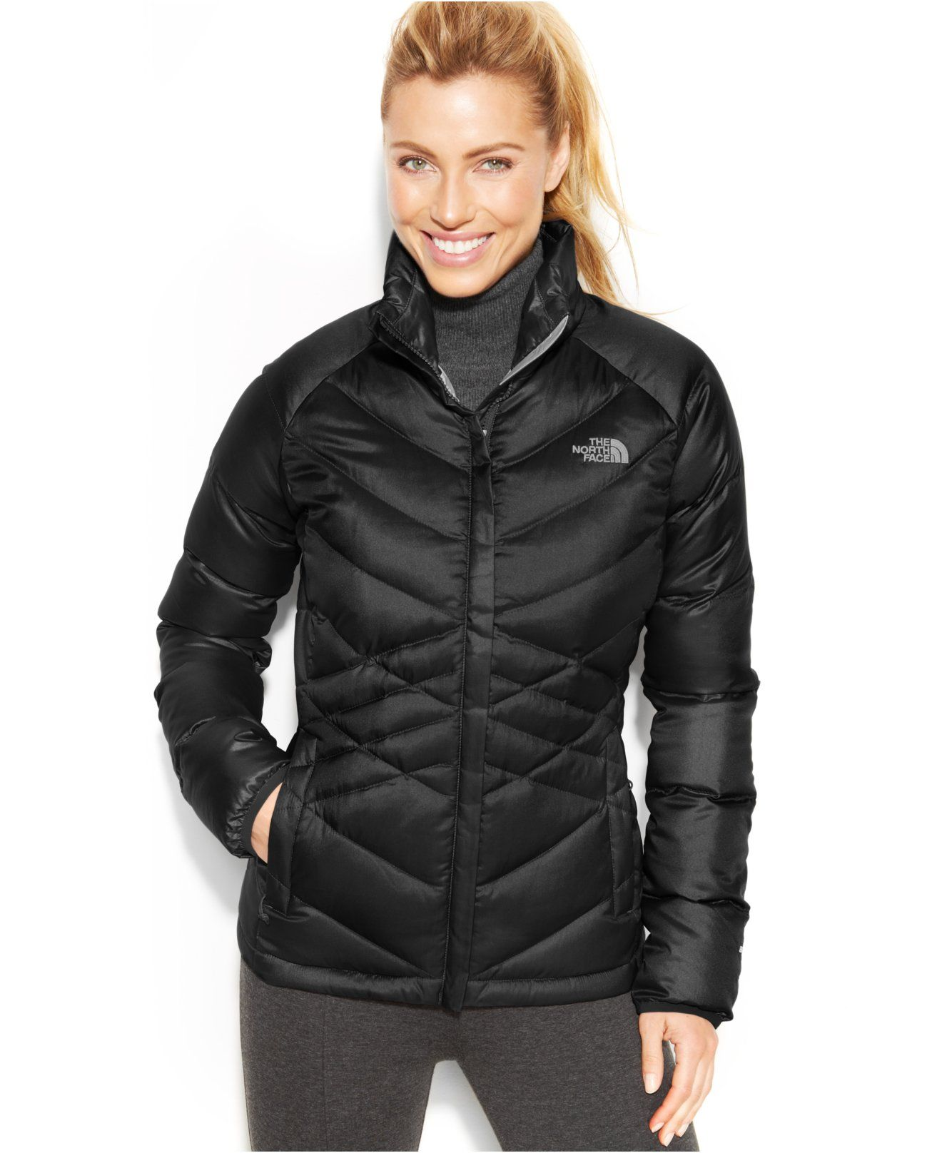 c7b3684e9 The North Face Aconcagua Down Puffer Jacket - Jackets & Blazers ...